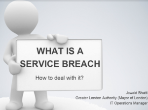 What is a Service Breach